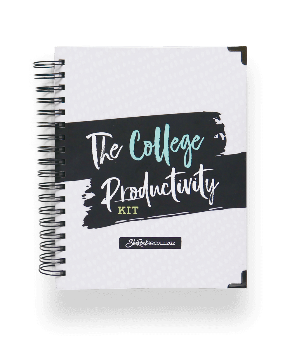 The College Productivity Kit - SheRocks@College